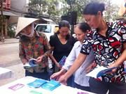 越南走向性别平等研究报告出炉