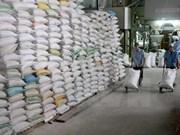 越中签署有关大米和米糠输华议定书为正贸出口企业解决困难