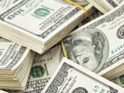 越盾兑美元中心汇率连续五天下跌