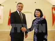 波兰总统安杰伊·杜达:波兰一向重视巩固和深化波越传统友谊与多方面合作关系