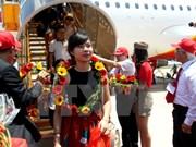 越捷航空公司开通河内市与胡志明市往返富安省航线