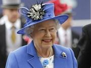 英国女王伊丽莎白二世90岁生日庆典在胡志明市举行