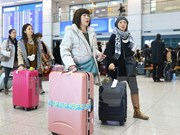 越南是2015年获入境日本签证数量最多的国家之一