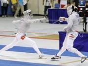 越南击剑再获里约奥运会入场券