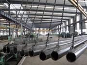 前5月钢材生产量大幅增加