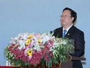 越南友好组织联合会主席会见越南驻外新任大使和代表机构首席代表