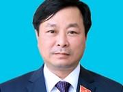 裴文光同志被选为富寿省委副书记