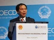 经合组织第三次东南亚地区论坛在河内举行
