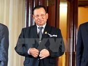 柬埔寨参议员主席高度评价东盟与中国关系