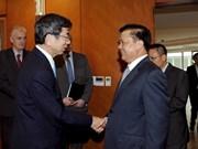 越南财政部与亚洲开发银行加强合作