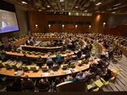 联合国举行有关越南橙毒剂受害者的纪录短片放映会