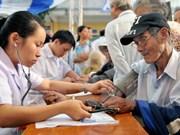 河内市为少数民族同胞免费看病发药