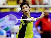 2016年加拿大羽毛球公开赛:越南羽毛球名将阮进明被视为5号种子