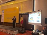 越南与比利时加强纺织技术领域的合作