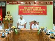 阮春福总理:得乐省需加大经济结构调整力度