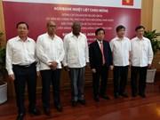 越南农业与农村发展银行与古巴大力发展农业信贷合作