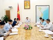 越南政府副总理王廷惠:大力推进公共投资项目资金到位