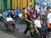 越南政府推行《残疾人权利公约》实施计划