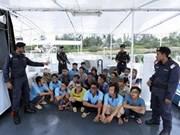 越南驻马大使馆要求马方保障越南渔民的生命安全和给予人道主义待遇