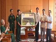 清化与广南两省老战士协会加强合作
