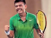 越南网球名将李黄南位居世界第871