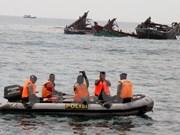 印尼对有意进入该国领海非法捕鱼的外国船只发出警告