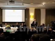 """""""对越南投资商机""""越侨商人座谈会在澳大利亚举行"""