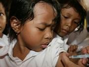 印尼家长提高对假疫苗的提防意识