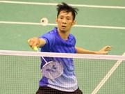 2016年加拿大羽毛球公开赛:越南羽毛球名将阮进明退赛