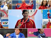 越南体育代表团共有23名运动员参加2016年里约奥运会