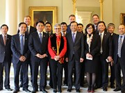越南河内市与澳大利亚维多利亚州加强合作