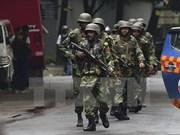越外交部发言人:目前未收到越南公民在孟加拉国恐怖袭击事件中伤亡的报告