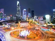 胡志明市努力改善城市环境和面貌