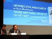 """前法国驻越大使克劳德·布朗什麦松:""""我已经把我的心留在越南了!"""""""