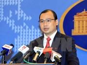 越南强烈反对中国在黄沙群岛举行军演 要求中方尊重越南的主权