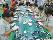 越南与台湾贸易额迅速增长