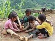 越南在儿童保护事业取得积极进展
