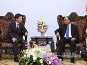 越南政府总理阮春福会见韩国信任驻越南大使李赫