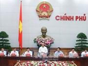 越南政府总理阮春福主持召开越南政府与越南劳动总联会的年度会议