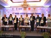 第五届印度——东盟经济论坛在新德里拉开序幕