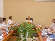 越南政府副总理张和平赴广义省调研