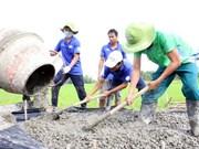 胡志明市青年团员加强国际交流活动