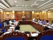 加强协调配合 促进反腐败工作取得积极进展