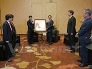 越南河内市与韩国首尔加强多个领域的合作