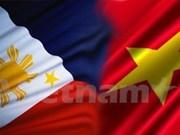 越菲建交40周年:两国战略伙伴关系