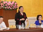第十三届国会常委会第五十次会议:部署2016年下半年经济社会任务