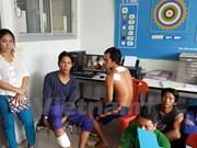 泰国海军向越南渔船开枪事件:泰方承诺寻找失踪的越南渔民