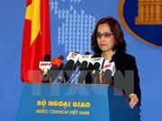 越南要求泰方就泰军舰对越南渔船开枪展开调查