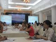 新社会保险政策对话论坛在河内举行