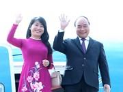 越南政府总理阮春福访蒙的系列活动(组图)